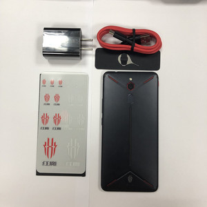 """Image 5 - Original ZTE nubia Red Magic Mars mobile phone 6.0"""" 6GB RAM 64GB ROM Snapdragon 845 Octa core Front 16.0MP Rear 8MP Game Phone"""