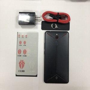Image 5 - ZTE nubia teléfono inteligente Magic Mars, teléfono móvil Original con 6GB RAM de 6,0 pulgadas, 64GB ROM, procesador Snapdragon 845, Octa core, cámara frontal de 16.0MP, cámara trasera de 8.0mp