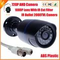 AHD Analog High Definition Surveillance Camera 2000TVL AHDM 1.0MP/1.3MP 720P/960P  AHD CCTV Camera Security Outdoor