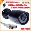 Ahd de alta definição câmera de vigilância 2000TVL AHDM 1.0MP / 1.3MP 720 P / 960 P AHD CCTV câmera de segurança ao ar livre