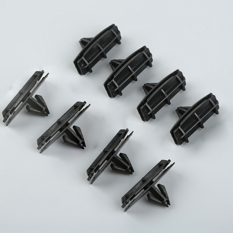 """25 pcs nylon push in trim clips for 1/"""" wide moulding Dodge Chrysler Plymouth"""