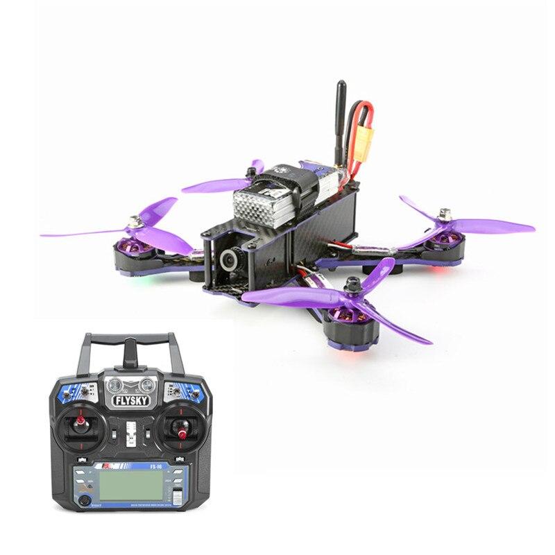 Hot Sale! Eachine Wizard X220 FPV Racer Blheli_S F3 6DOF 5.8G 48CH 200MW 700TVL Camera w/ FlySky I6 RTF VS X220S Hubsan H501S цена