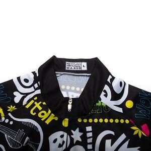 Image 3 - 2019 radfahren Jersey männer Bike Trikots Fahrrad Tops pro Team Ropa Ciclismo mtb Berg Shirt zyklus jersey atmungs bunten