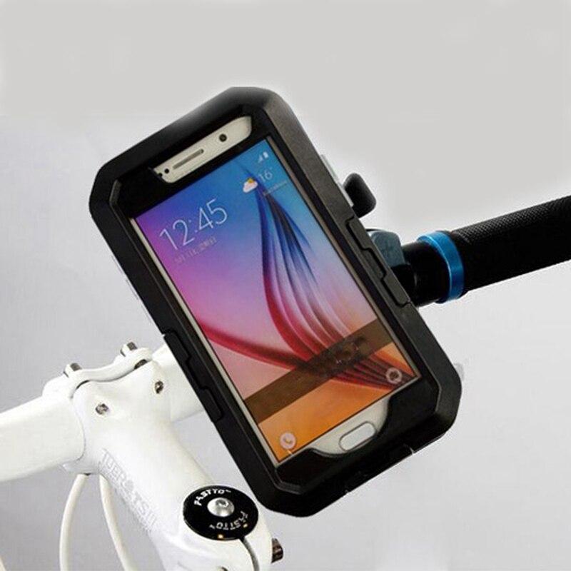 Impermeable universal para bicicleta manillar de la motocicleta soporte holder s