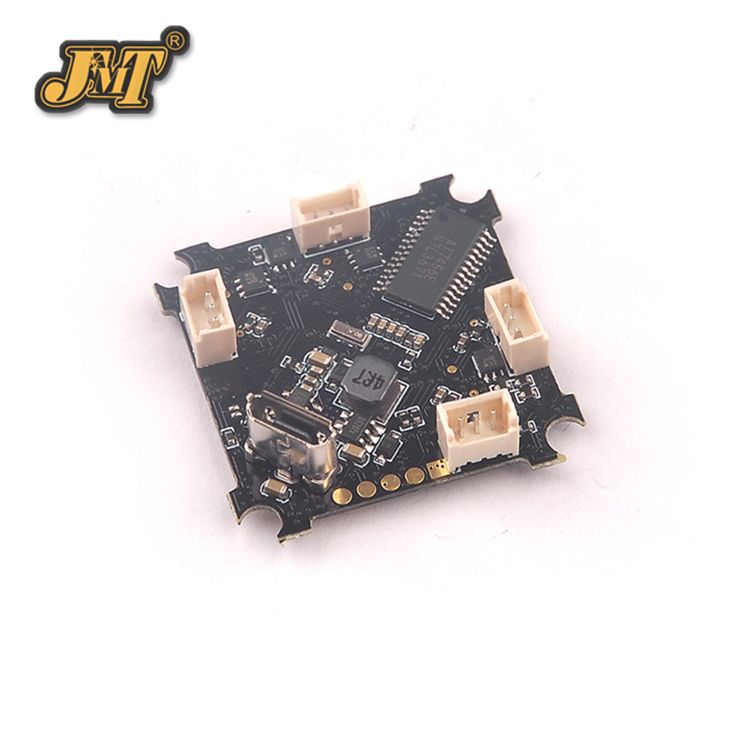 JMT Beecore_BL F3 1S Brushless Flight Controller Integrated with ESC and OSD Flight Control for FPV Racing Drone Quadcopter micro minimosd minim osd mini osd w kv team mod for racing f3 naze32 flight controller