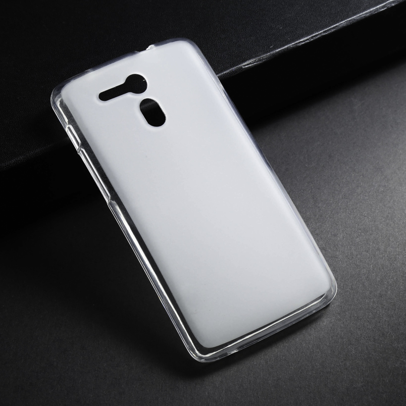 Cubierta del teléfono case para acer liquid e700 z330 m330 z500 z520 z320 suave