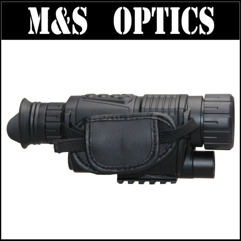 Night-Vision Mtune Digital Night Vision Viewer P1-0540 Nightvison Goggles 5X42 Monocular Scope Takes Photos Video For Hunting rg 55 1x24 head mounted night vision scope night vision googles night vision goggles infrared goggles