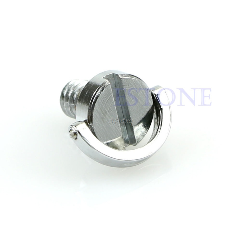 C-Ring Camera Screw 1/4