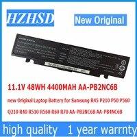 11 1V 48WH 4400MAH AA PB2NC6B New Original Laptop Battery For Samsung R45 P210 P50 P560