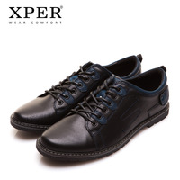 2016 XPER Brand Men Casual Shoes Mixed Colours Breathable Men Flats Shoes PU Luxury Shoes For