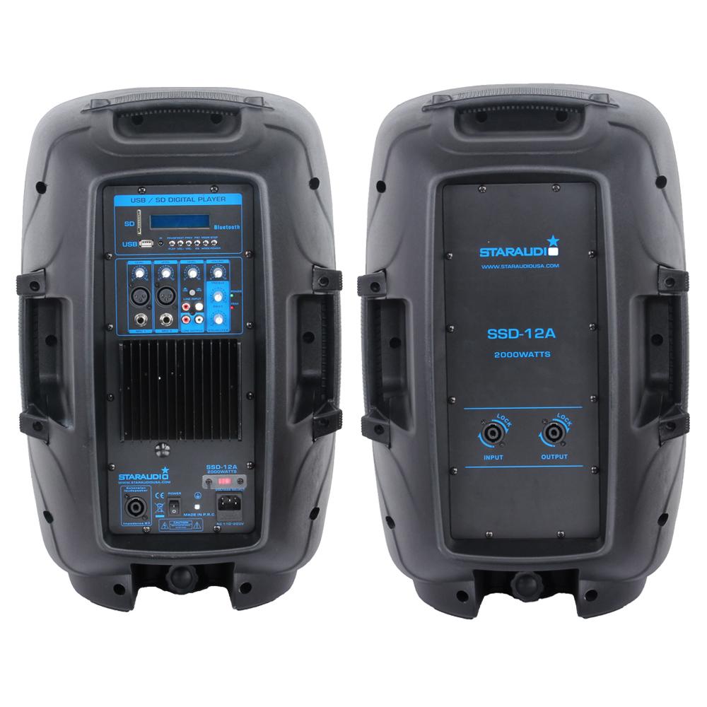 2000w 12 inch speaker
