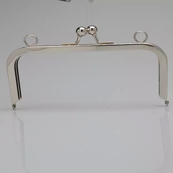 aliexpresscom buy 8 x 3metal purse frames with loops handbag hinge from reliable purse frame suppliers on bag fitting 4s store - Metal Purse Frames