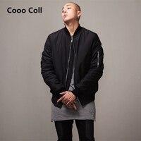 Men Winter Jacket Men Fashion Jackets Swag Men S Hip Hop Coat Padded Warm Windbreaker Brand
