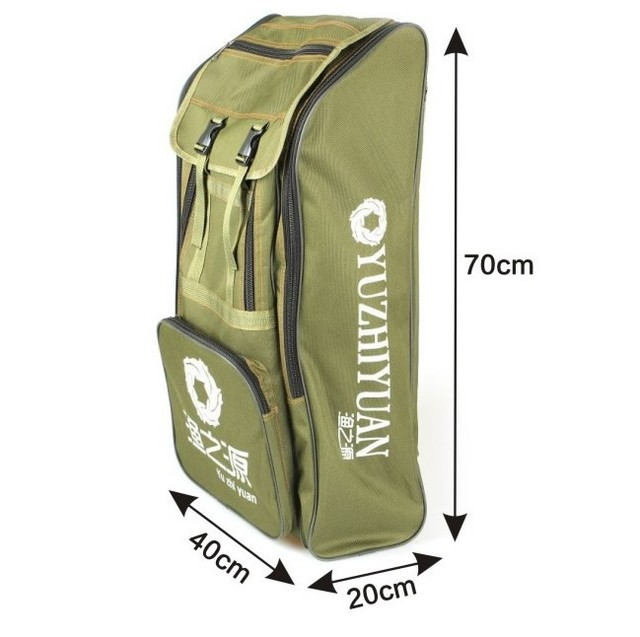 Backpack,Rod bags,Fishing bag,Fishing Tackle Bag Thick Canvas drop shipping