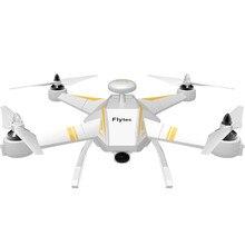 Freeshipping Flytec T23 RC Drone GPS Auto Mengikuti Tinggi Tahan 1080D HD Kamera 5.8G 6CH Remote Control 4 Sumbu 3D Quadcopter FPV