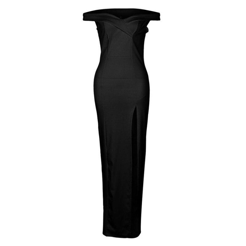 HTB1pNiSSpXXXXbEapXXq6xXFXXXz - Summer Dresses Strapless Solid JKP073