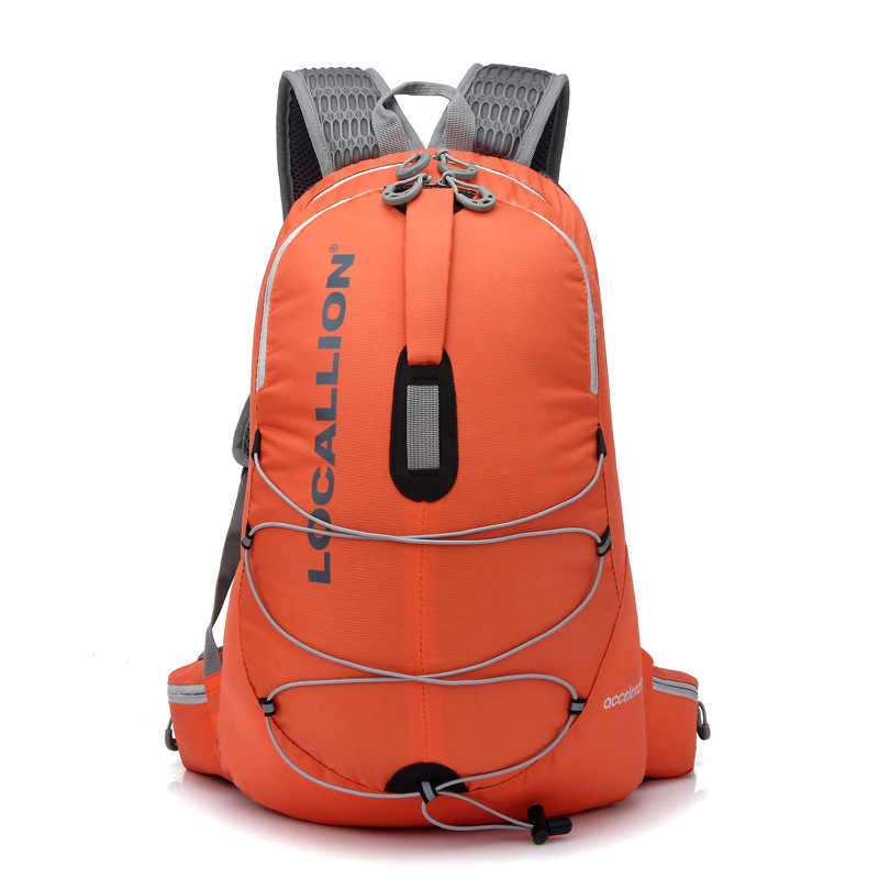 Long distance guest outdoor backpack travel mountaineering bag shoulders men and women outdoor large capacityfoot riding bag 20L