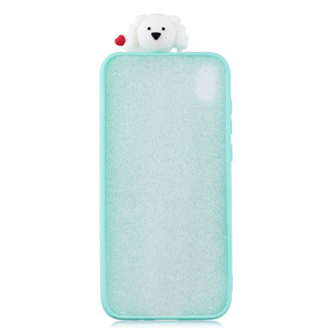 Image 3 - Honor 8S Phone Case on for Huawei Y5 2019 Honor 8 S KSE LX9 Y 5 2019 Cover Cute 3D Doll Toy Cartoon Silicone Soft TPU Case Women