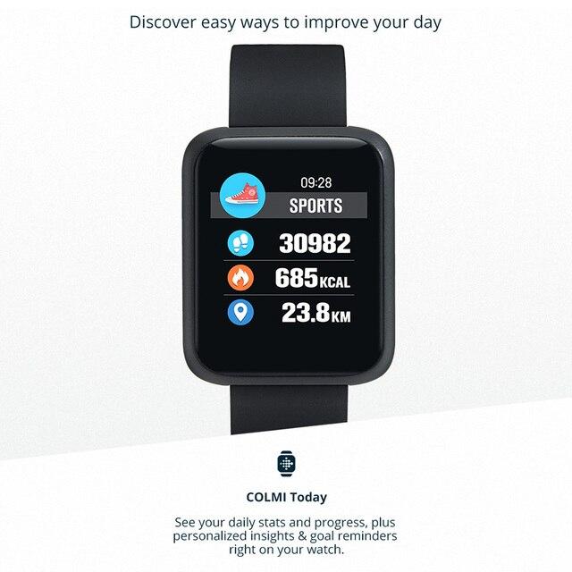 Smartwatch COLMI IP68 3