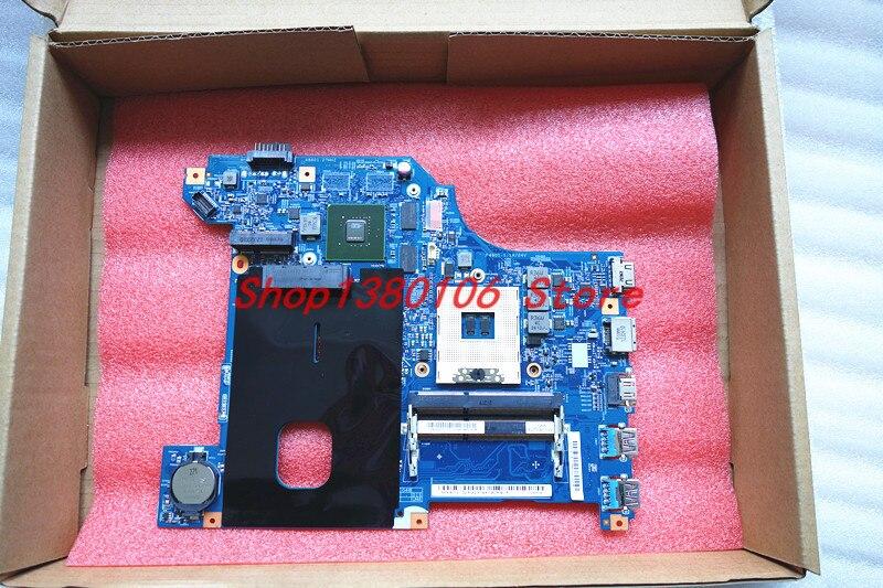 LG4858 MB 11252 1 Fit for Lenovo Ideapad G580 laptop Motherboard HM76 PGA989 DDR3 GT610M 1GB