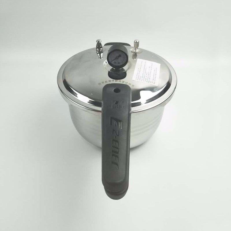 New Coming  High Pressure Sterilizing Pot For Dental Or Medical Sterilization Portable Pneumatic Polymerizing Pot