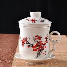 ceramics Teapot with Infuser Loose Leaf Tea Pot Tea Pot Strainer for Blooming Flowering Loose tea Sleeve for Warmer Tea Coaster цена 2017