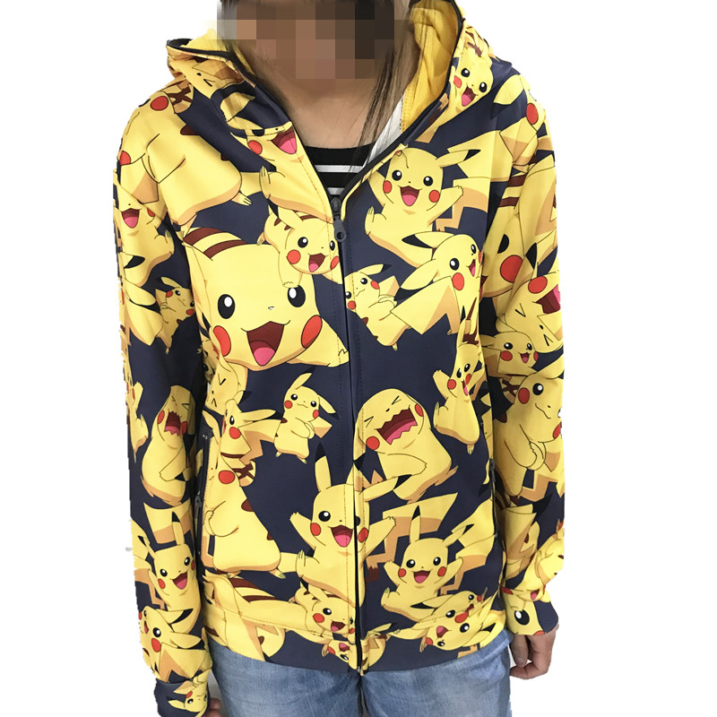 91e30db0c8d Buy pikachu coat and get free shipping on AliExpress.com