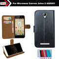 Alta qualidade PU couro pele capa para o caso de telefone tela de 2 AQ5001 dedicado em estoque! Transporte da gota livre