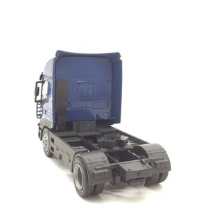 Image 5 - 1:43 sacle alloy iveco Transport vehicles,high simulation iveco Heavy Duty Trailer,Collecting alloy car models,free shipping