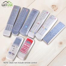 Remote Control Silicone Cover Case For Haier YR-M10 M09 M07 Air Conditioner GREE YBOF YBOF2 Y502 YR-M10 M09 M07 KFR-22 26 32 cheap Remote Control Cover Modern Translucent
