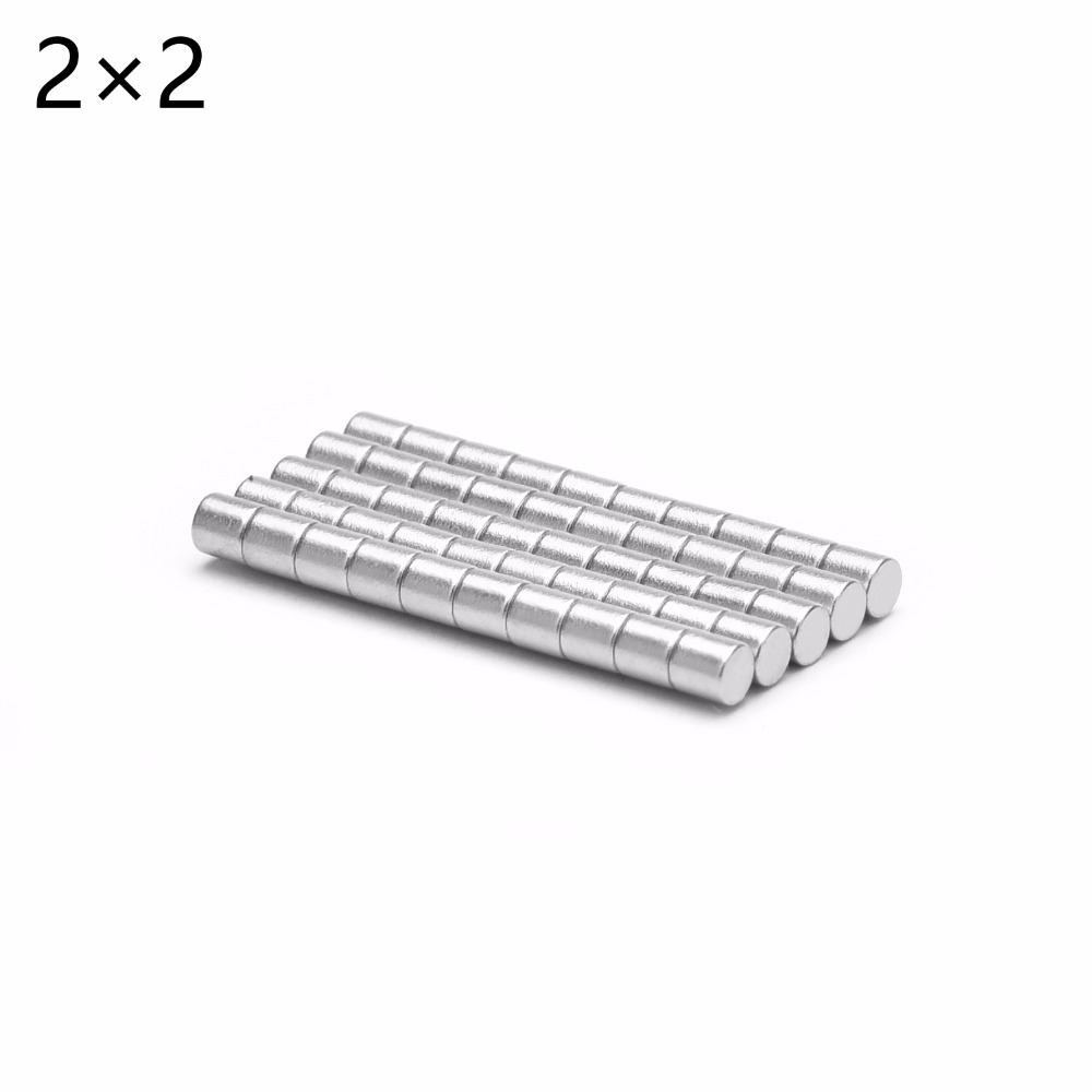 5000pcs 2x2 N50 Industrial materials magnet 2mm*2mm Powerful Strong Earth NdFeB Magnet 2mm x 2mm Neo Neodymium free shipping 3pair 6 pcs peerless p830986 3inch aluminun cone neo magnet fullrange speaker free shipping