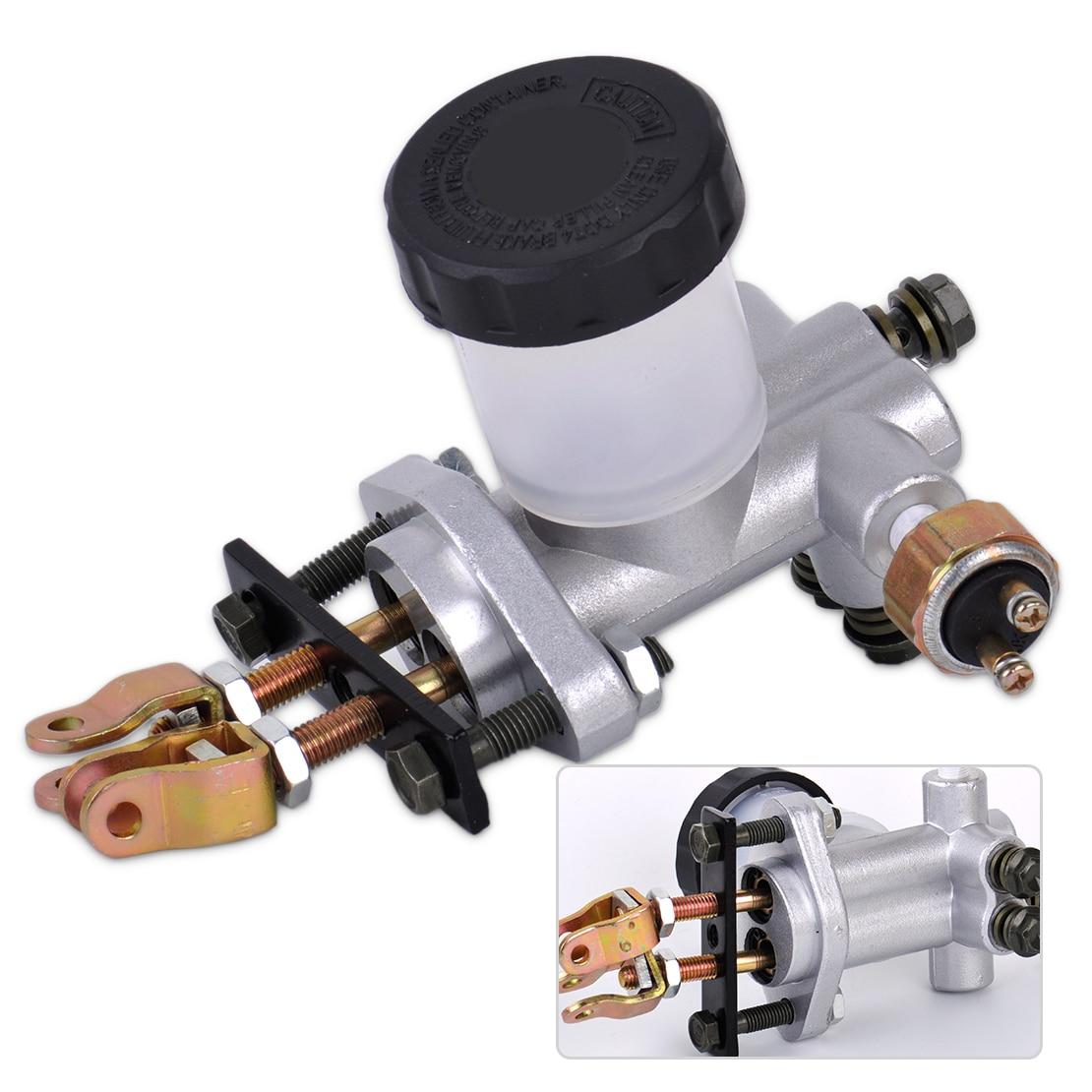Maître-cylindre de frein hydraulique DWCX adapté pour 90cc 110cc 125cc 150cc 200cc 250cc Go Kart Dune Buggy Ibosa Twister Carter Talon
