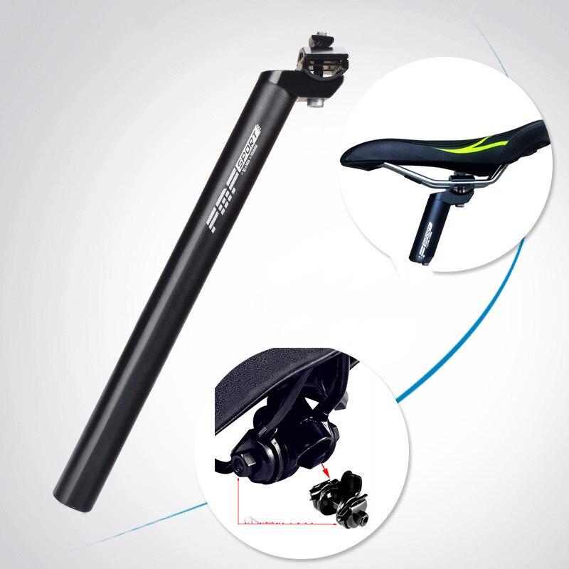 Road MTB bike Aluminium Seat post 350//450mm 25.4//27.2//28.6//30.4//30.8//31.6