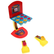 Mini Fold basketball ejection parent-child desktop Finger catapult Basketball game Educational Outdoor Fun & Sports toys