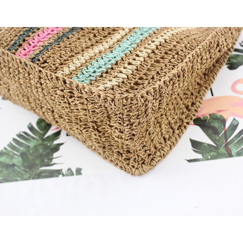 Bolsa Trançada Mix Beach