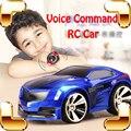 New Idea Presente Carro RC Brinquedos de Controle Remoto Do Veículo de Comando de Voz Controle de Som De Voz Elétrica Drift Racing Game Caçoa o Presente