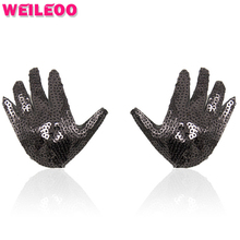 no peculiar smell anti static nipple cover with sequins slave bdsm sex toys for couples fetish