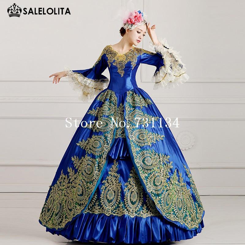 Popular Masquerade Ball Gown Costumes-Buy Cheap Masquerade Ball ...