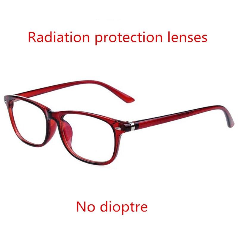 New Prevent Radiation Reading Glasses Brand Women Men Tea Computer Working Glasses For Reading UV400