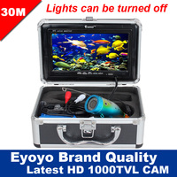 Eyoyo Original 30m Professional Fish Finder Underwater Fishing Video Camera 7