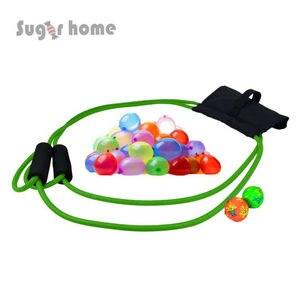 Image 2 - Katapulta balon wodny proca/armata/wyrzutnia, wyrzutnie rakietowe polo wodne, prezenty dla chłopców i dziewcząt