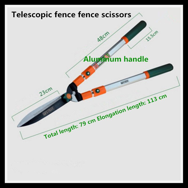 Gardening scissors flowers and trees pruning shears home and gardening (S-111) gardening tools potted flowers flower cultivation gadget spades and hoes for gardening vegetables