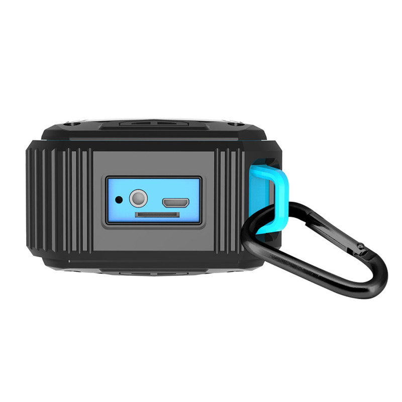 Pewant Bluetooth Speaker Portable Outdoor Speaker Waterproof Soundbar Column For Computer High Quality Sound With TF FM Radio