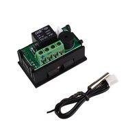 DC 12V 20A Digital Thermostat Temp Relay Temperature Controller W Sensor