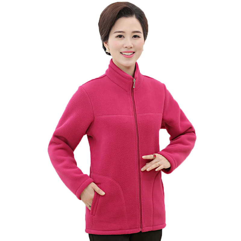 Popular Fleece Jacket Ladies-Buy Cheap Fleece Jacket Ladies lots ...