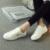 Venta caliente de Primavera Verano 2016 Breathble Cómodo Zapatos de Lona Atan para arriba Los Zapatos Blancos para Las Mujeres Zapatos de Las Mujeres Ocasionales