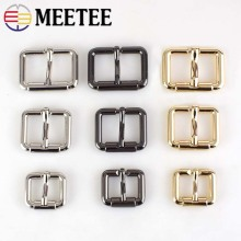 hot deal buy 4pcs 20/25/32/38mm belt buckles metal hardware for handbags bags strap snap hook diy sewing hardware accessories f3-22