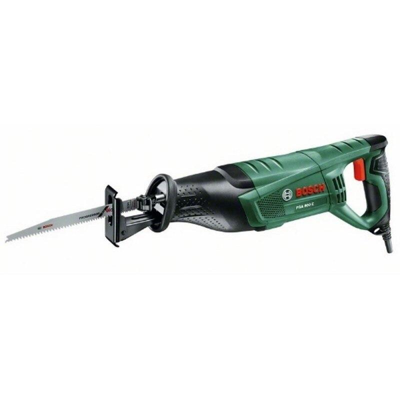 BOSCH 06033A6000 scie sabre PSA 900 et 900 W système SDS contrôler la vitesse + feuille scie à bois et métal
