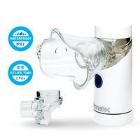 Portable Nebulizer Handheld Ultrasonic Mesh Nebulizer Asthma Inhaler Rechargeable For Adult Kid Health Care