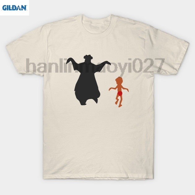GILDAN minimalist The Jungle Book T Shirt